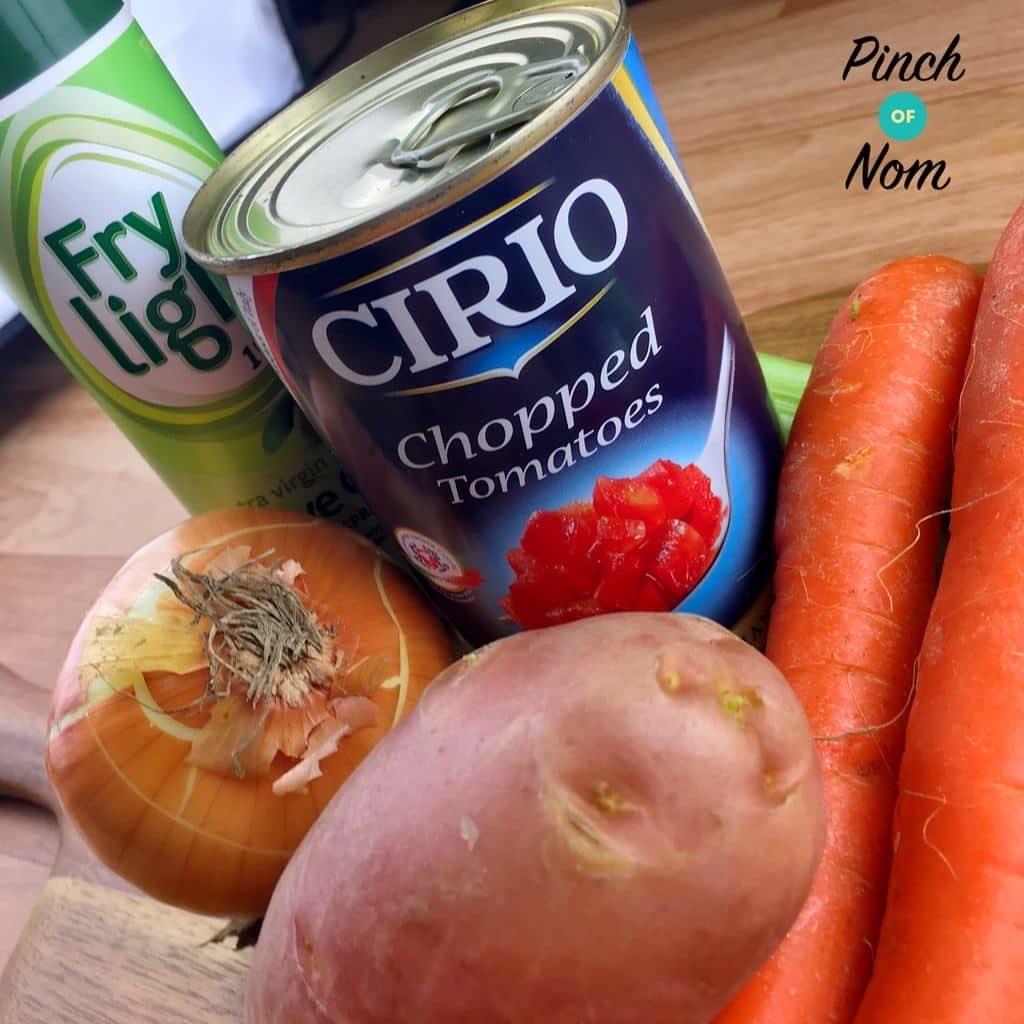 Syn Free Speedy Tomato Soup