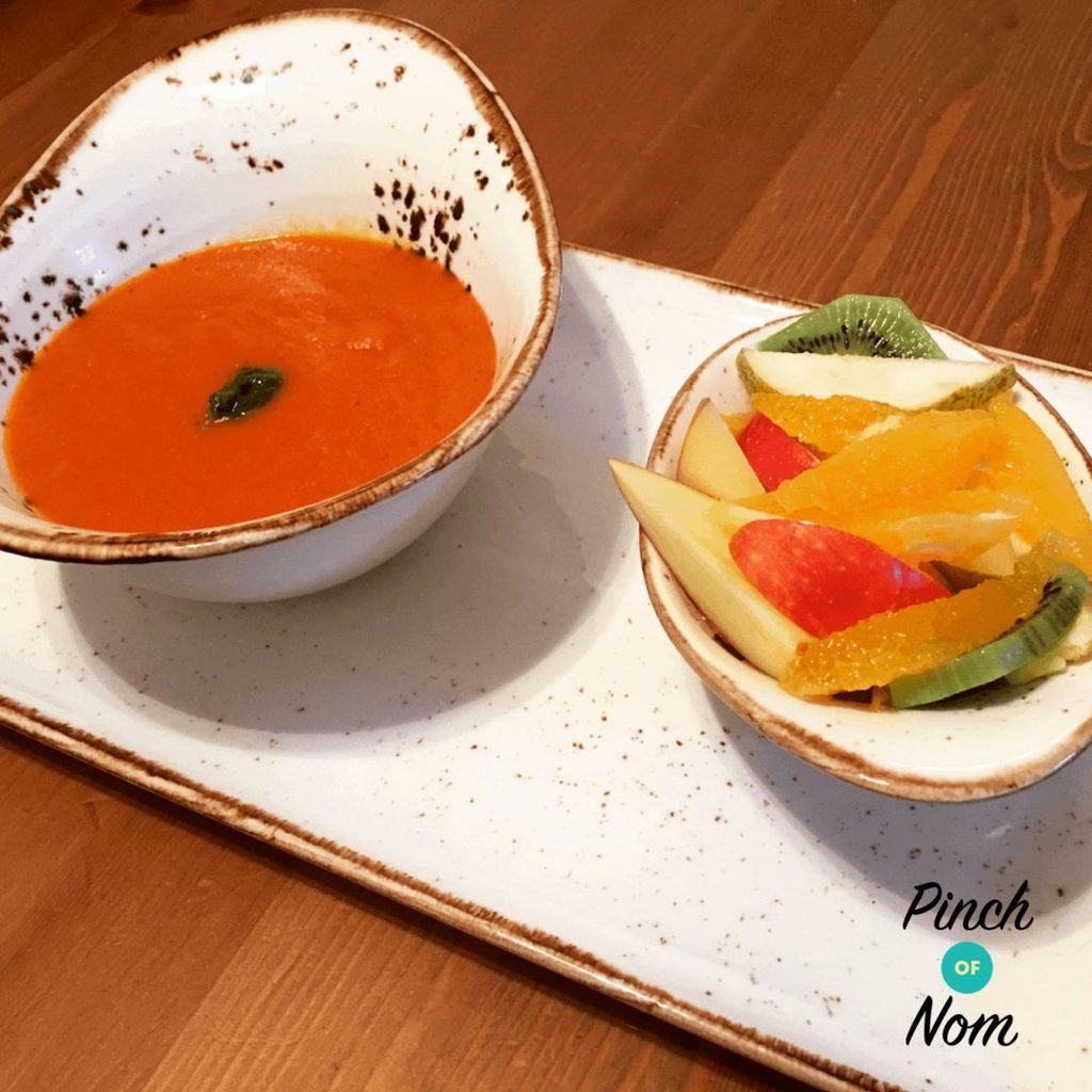 Speedy Tomato Soup logo