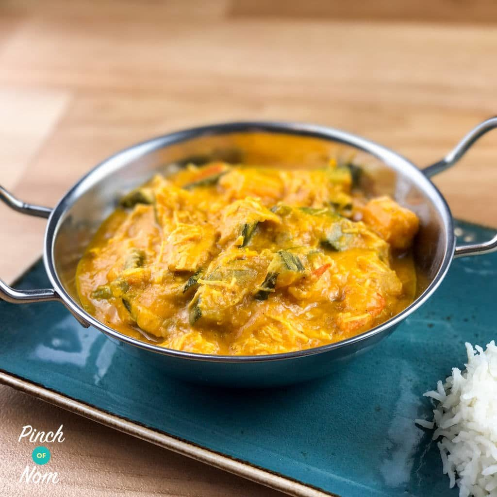 2 Syn Creamy Butter Chicken | Slimming World