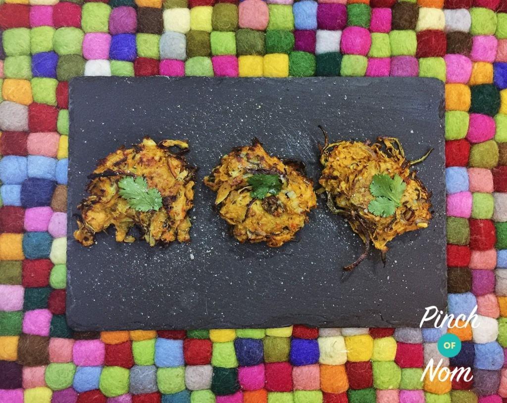 Syn Free Onion Bhajis | Slimming World
