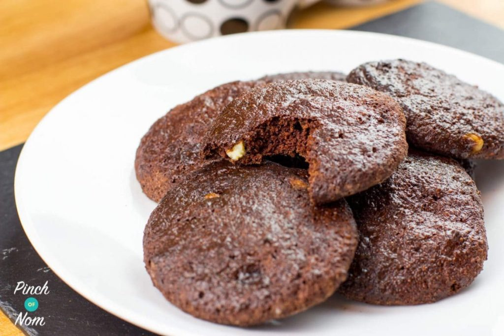 Double Choc Chip Cookies | Slimming World