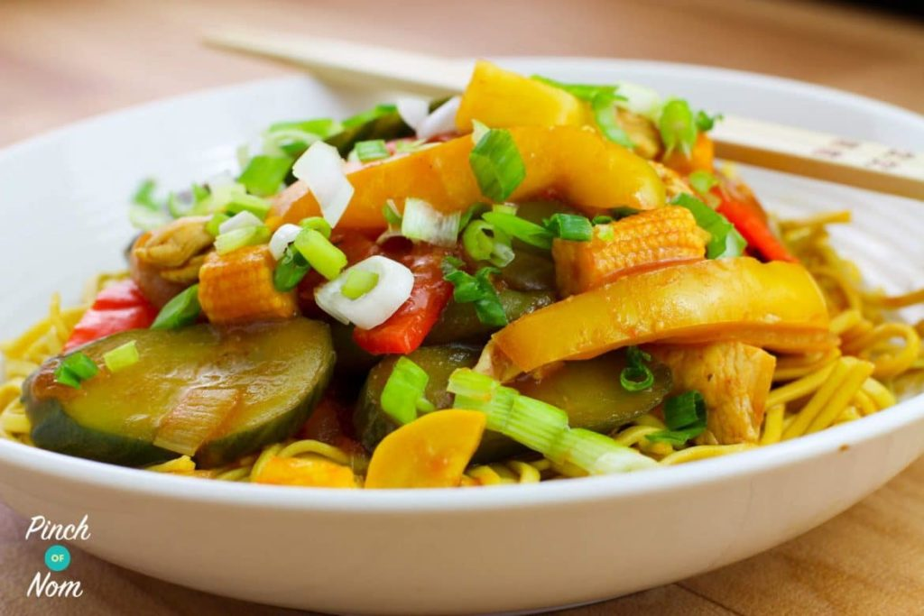 Syn Free Sweet and Sour Chicken | Slimming World