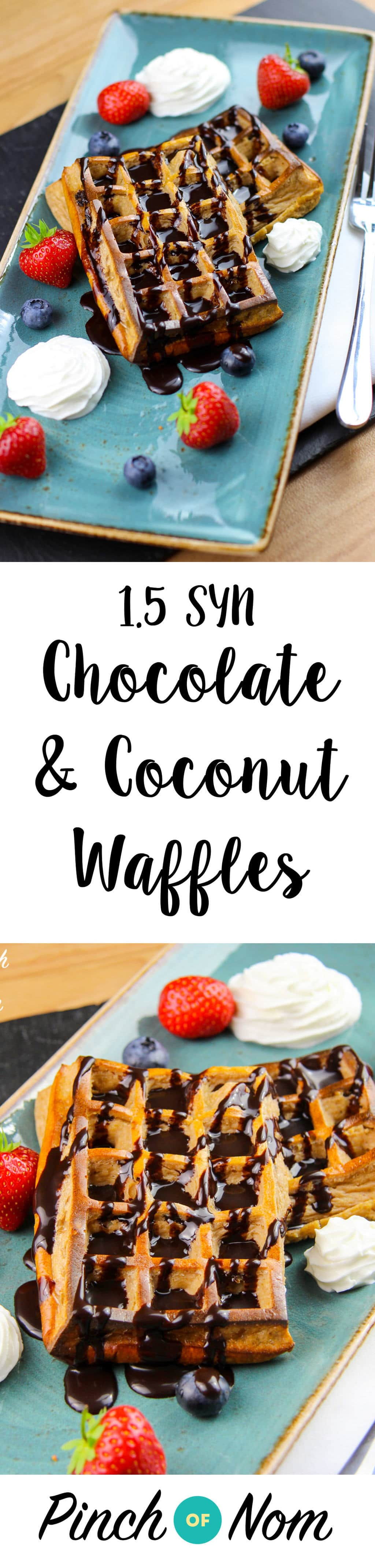 coconut-waffles