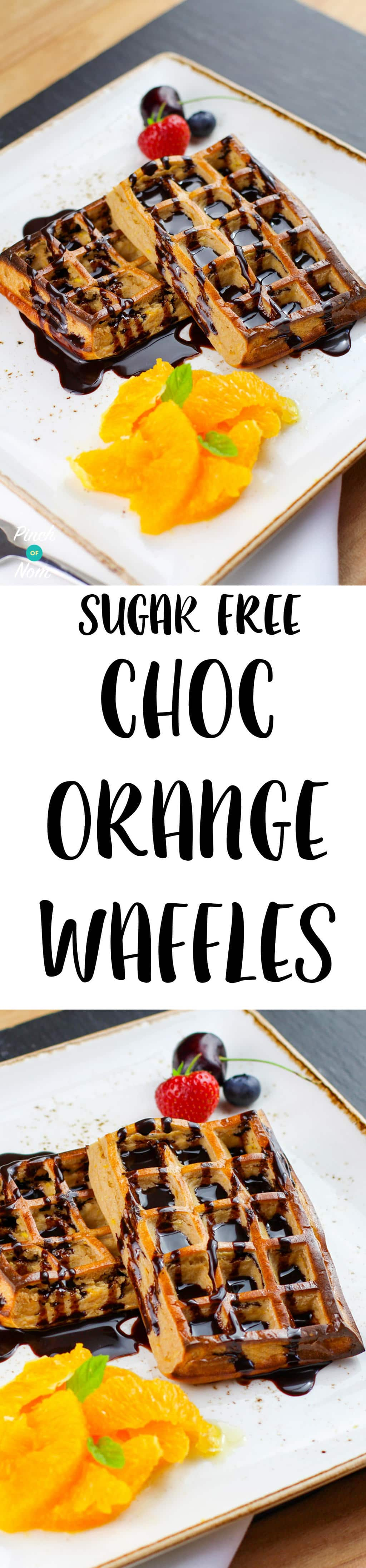 sugar-free-Choc-Orange-Waffles-LONG-PIN