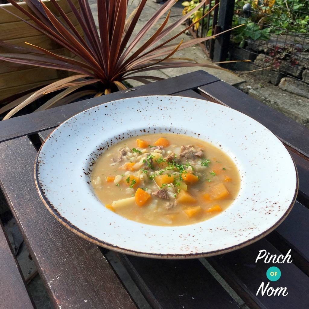 Syn Free Scotch Broth | Slimming World