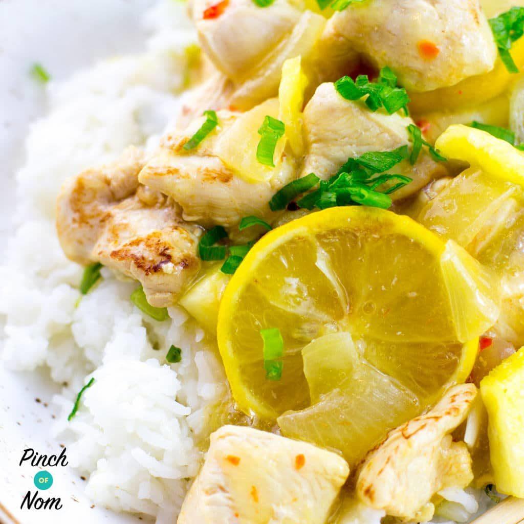 Syn Free Lemon Chicken | Slimming World