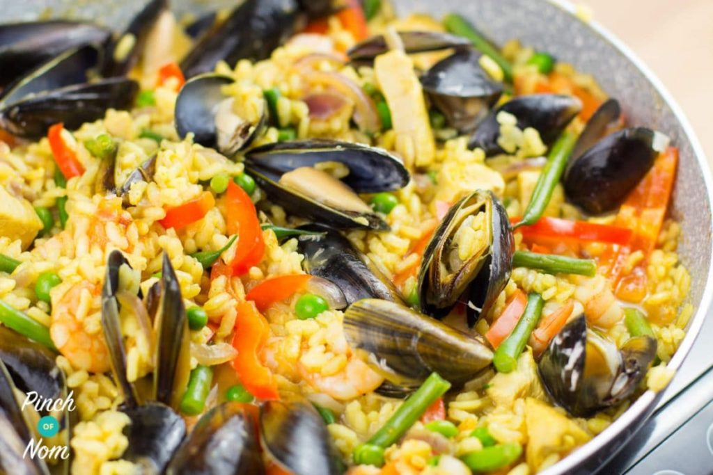 1 Syn Paella | Slimming World