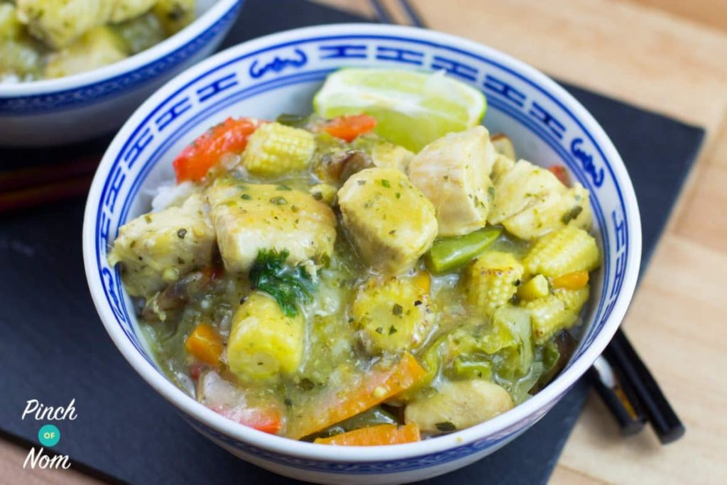 Syn Free Thai Green Curry | Slimming World