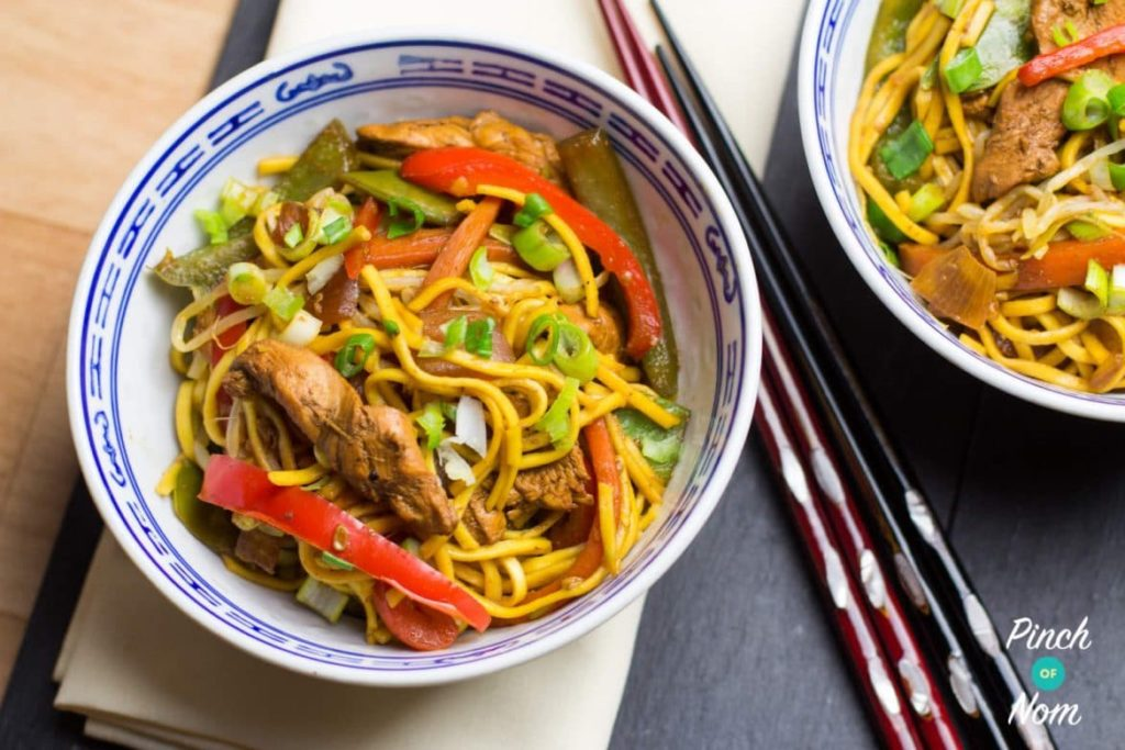 Syn free chicken chow mein slimming world pinch of nom syn free chicken chow mein forumfinder Image collections