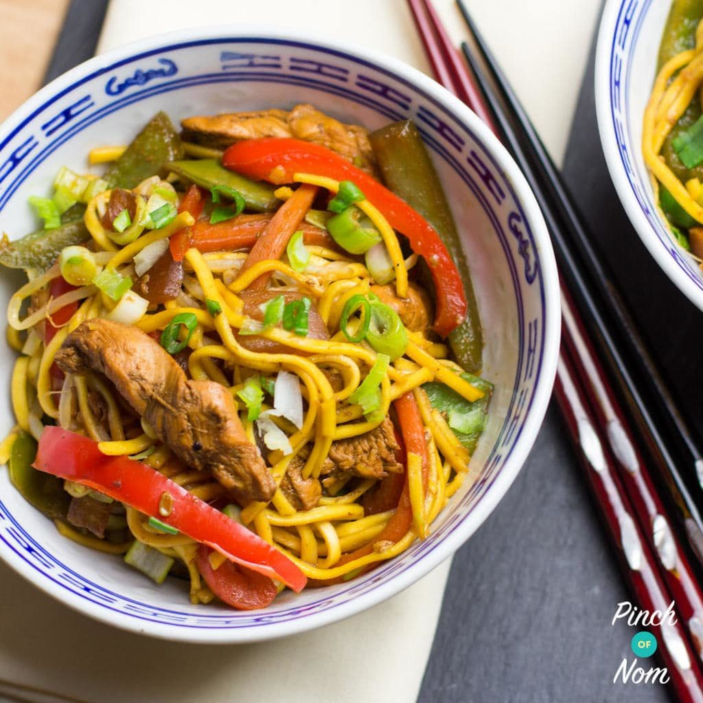 Syn free chicken chow mein slimming world pinch of nom syn free chicken chow mein forumfinder