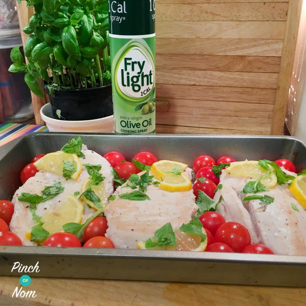Syn Free Tomato and Basil Chicken | Slimming World