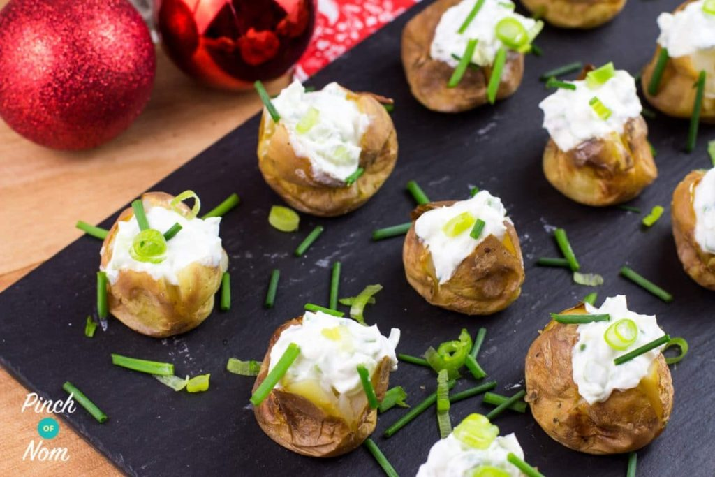 Syn Free Mini Potato Bites | Slimming World